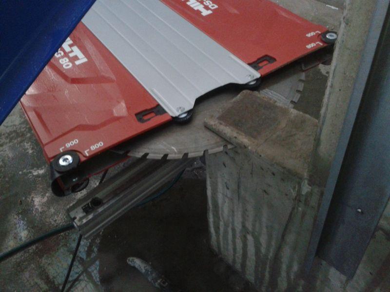 cięcie betonu 5